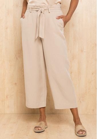 bianca Culotte »PARIGI«, in lässiger Optik mit Bindegürtel kaufen
