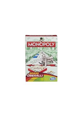 Familienspiel, Hasbro, »Monopoly Kompakt« kaufen