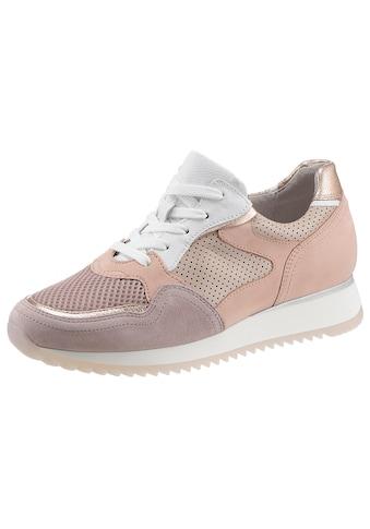 Gabor Keilsneaker »TURIN«, mit Mesheinsatz kaufen