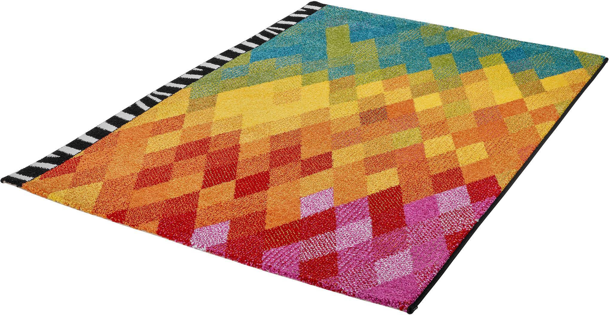 Teppich My Waikiki 388 Obsession rechteckig Höhe 21 mm maschinell gewebt