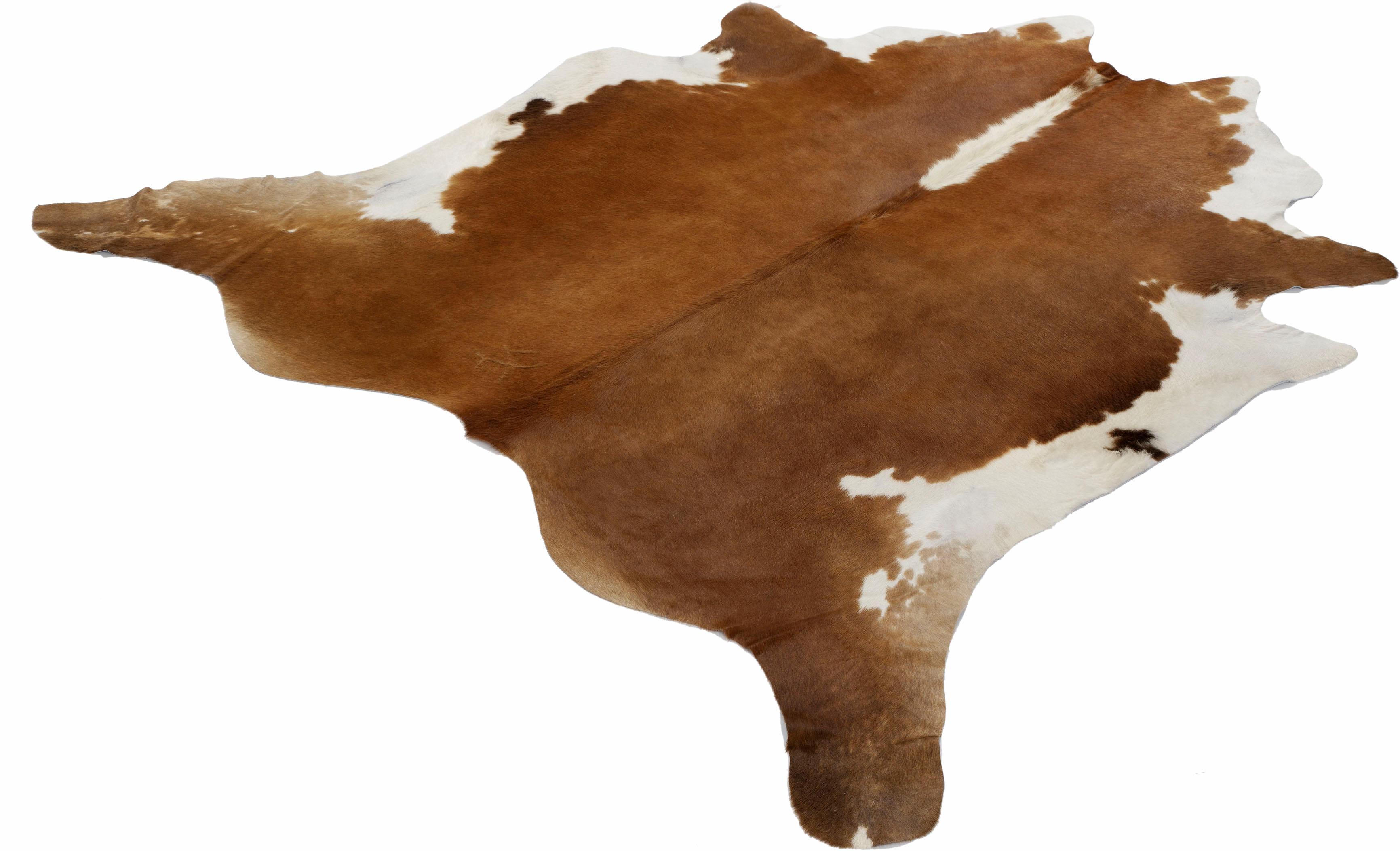 Image of Fellteppich, »Fell Hereford«, Böing Carpet, fellförmig, Höhe 4 mm