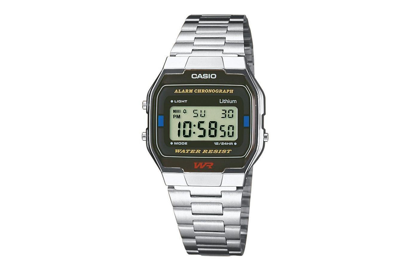 Image of Armbanduhr, Casio, »A163WA-1QES«