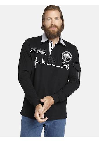 Jan Vanderstorm Sweatshirt »JELLE«, leichter Sweat, Comfort Fit kaufen