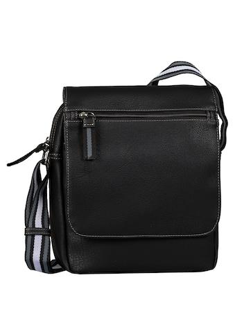TOM TAILOR Umhängetasche »Warren Flap Bag«, mit Reissverschluss-Rückfach kaufen