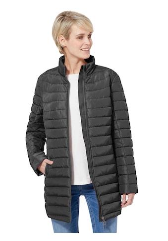 Casual Looks Jacke in mattem Glanz kaufen