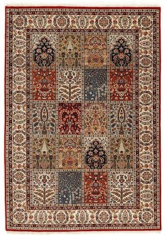 OCI DIE TEPPICHMARKE Orientteppich »Sarang Bakhtyari«, rechteckig, 8 mm Höhe, reine Wolle, handgeknüpft, mit Fransen, Wohnzimmer kaufen