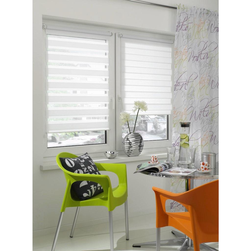 GARDINIA Doppelrollo »Easyfix Doppelrollo«, Lichtschutz, ohne Bohren, 1 Stück