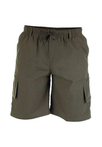 Duke Clothing Cargoshorts »Herren Cargo - Shorts Nick D555 mit elastischem Bund« kaufen