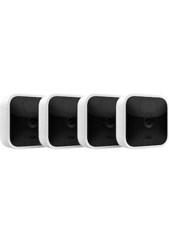 blink Überwachungskamera »Indoor 4-Kamera-System«, Innenbereich kaufen