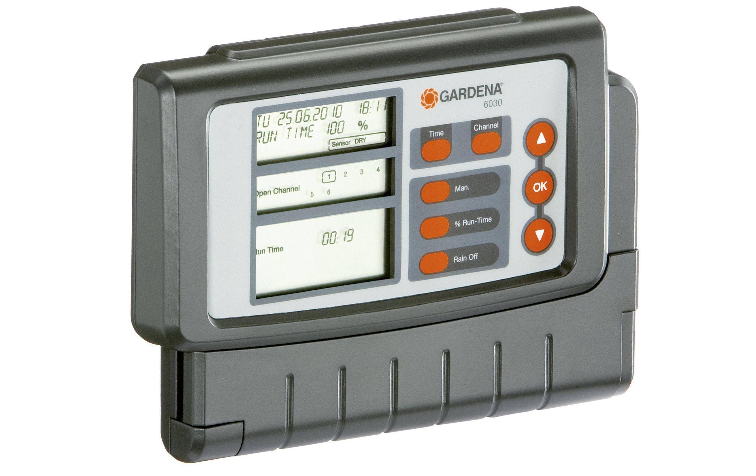 Image of Bewässerungscomputer, Gardena, »Classic 6030«