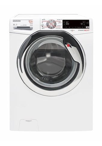 Waschtrockner, Hoover, »WDWT45 485AHC - S« kaufen