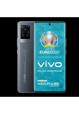 "Vivo Smartphone »X60 Pro«, (16,7 cm/6,56 "", 256 GB Speicherplatz, 48 MP Kamera) kaufen"