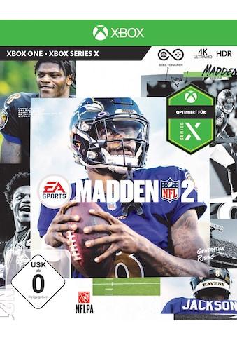 Electronic Arts Spiel »Madden NFL 21«, Xbox One kaufen