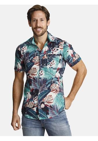 SHIRTMASTER Kurzarmhemd »tropicfever« kaufen