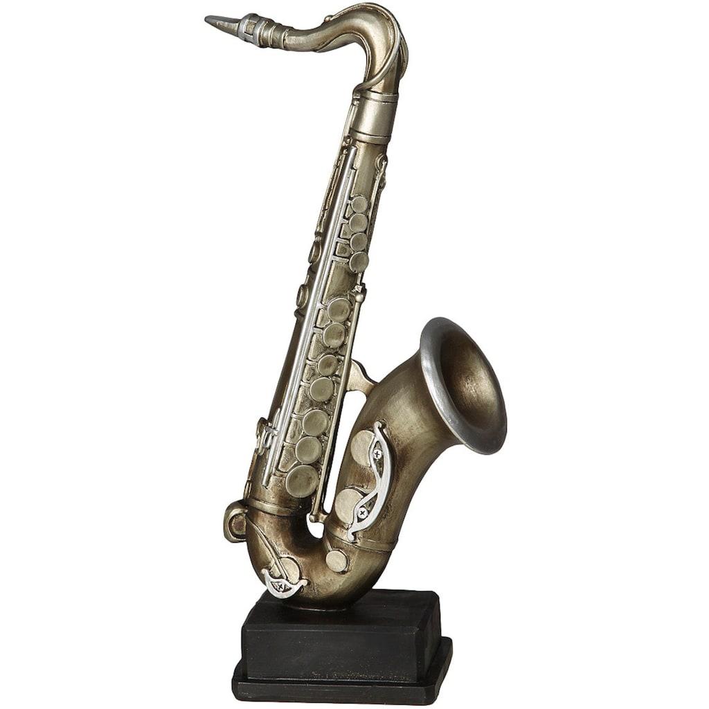 Ambiente Haus Dekofigur »Saxophon Figur S«