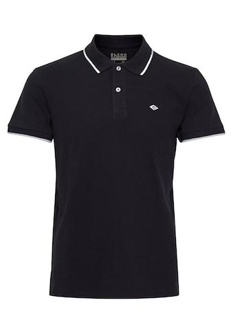 Blend Poloshirt »Mit Logobadge und Kentkragen« acheter