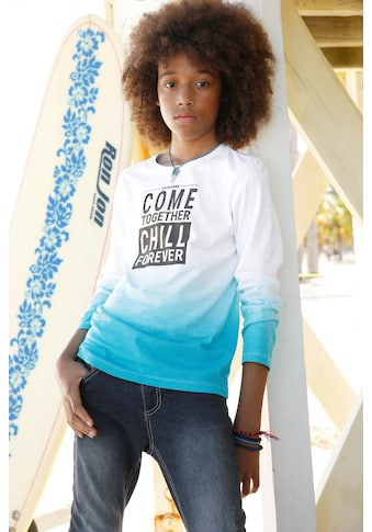 Chiemsee Langarmshirt »COME TOGETHER....« kaufen