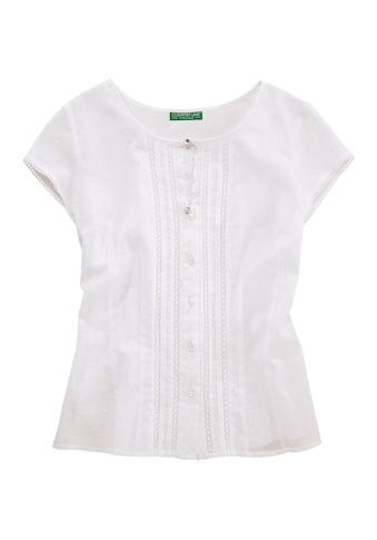 Country Line Trachtenshirt Damen mit zarter Spitze kaufen