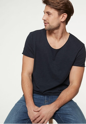 Jack & Jones T - Shirt »JJEBAS TEE U - NECK NOOS« kaufen