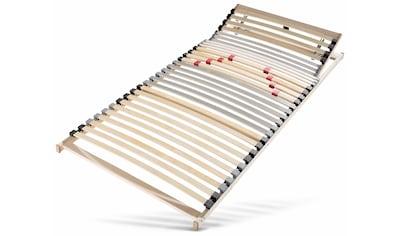 Lattenrost, »Maxi Flex LR - K«, Beco, Kopfteil manuell verstellbar, (Set) kaufen