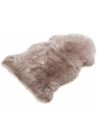 Böing Carpet Fellteppich »Schaffell LF«, fellförmig, 70 mm Höhe, echtes Lammfell,... kaufen