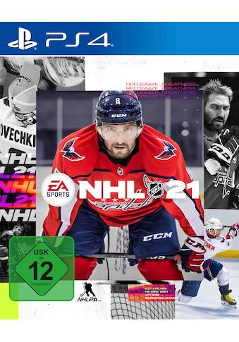 NHL 21 PlayStation 4 kaufen