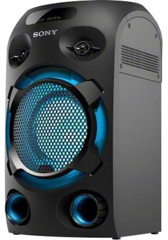 Sony »MHC - V02« Bluetooth - Lautsprecher (Bluetooth, NFC) kaufen