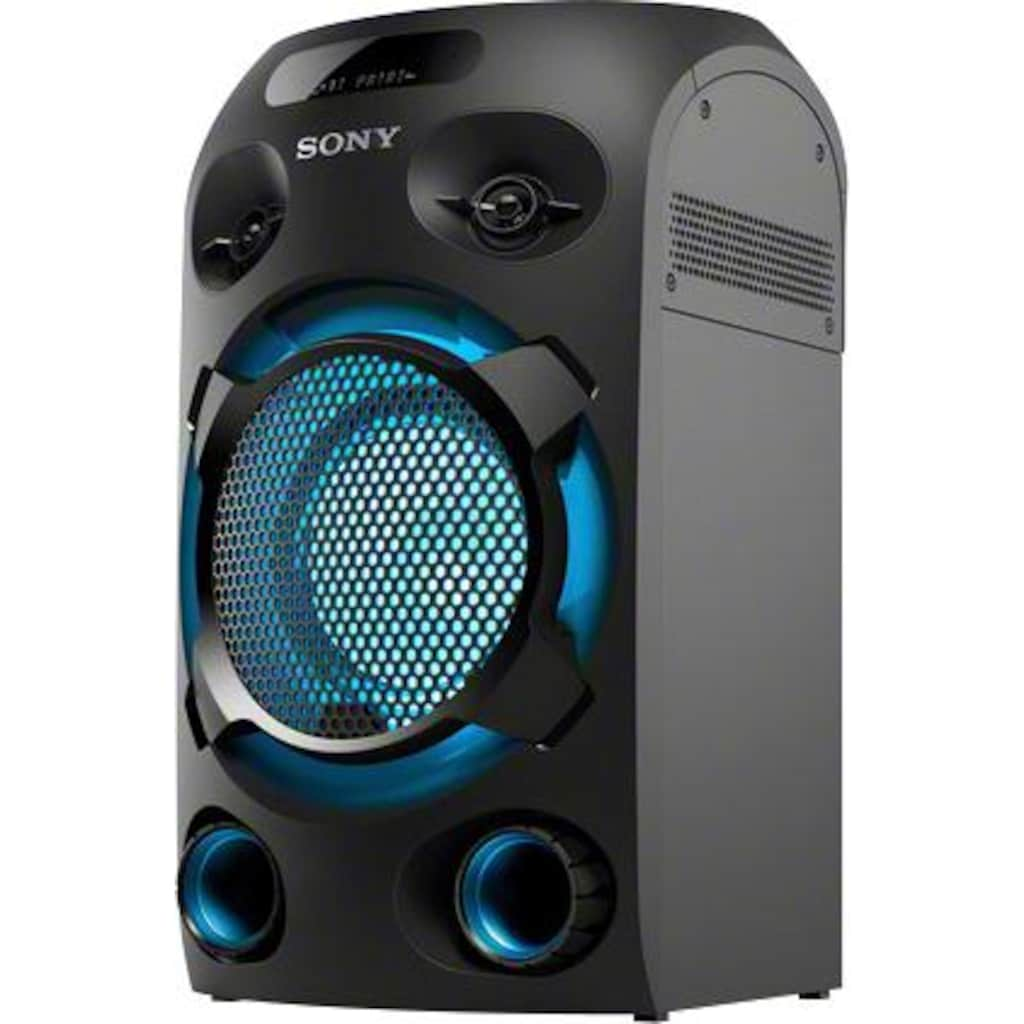 Sony Bluetooth-Lautsprecher »MHC-V02«