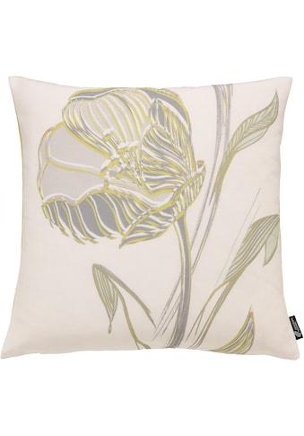 emotion textiles Kissenhülle »Strichblume« kaufen