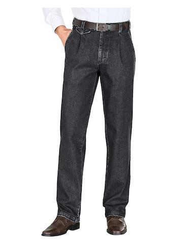 Classic Jeans mit optisch streckender Bügelfalte kaufen