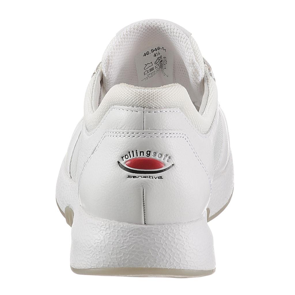 Gabor Rollingsoft Keilsneaker, mit Wechselfussbett