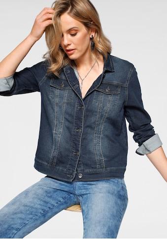 Arizona Jeansjacke, aus Jogg-Denim kaufen