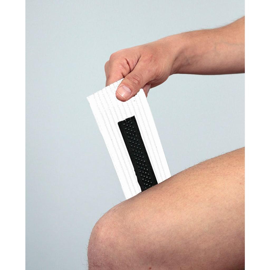 Hydas Kniebandage, mit stufenlos haftendem Klettverschluss