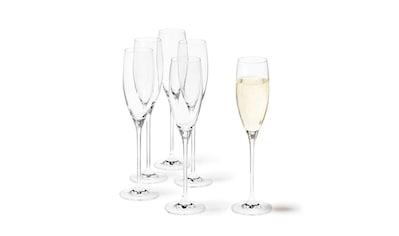 LEONARDO Sektglas »Cheers 220 ml, 6 Stück, Transparent« kaufen
