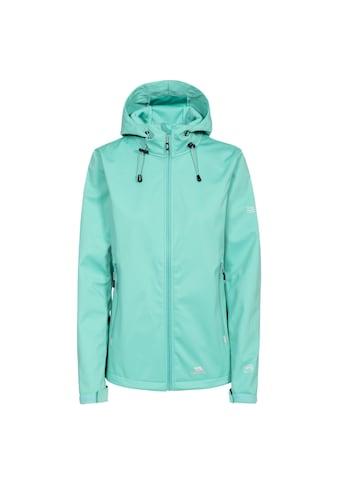 Trespass Softshelljacke »Damen Marsa wasserfeste Softshell Jacke« kaufen