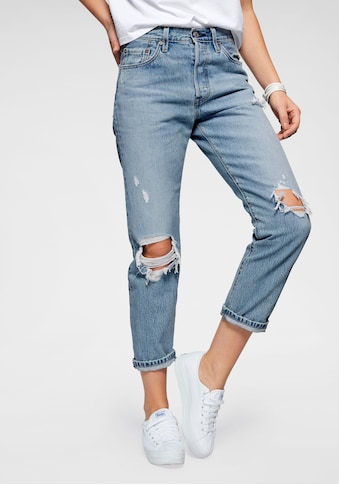Levi's® Destroyed - Jeans »501« kaufen
