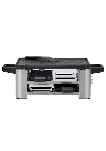 WMF Raclette »Lono 4 Personen«, 3 St. Raclettepfännchen, 650 W kaufen