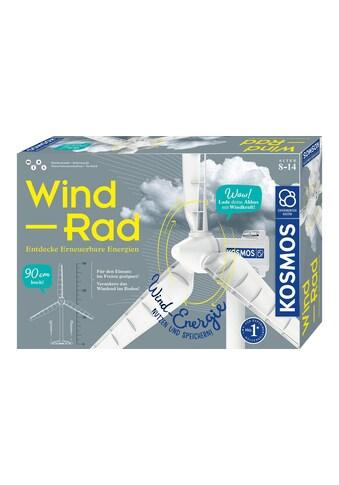 Kosmos Experimentierkasten »Wind-Rad« kaufen