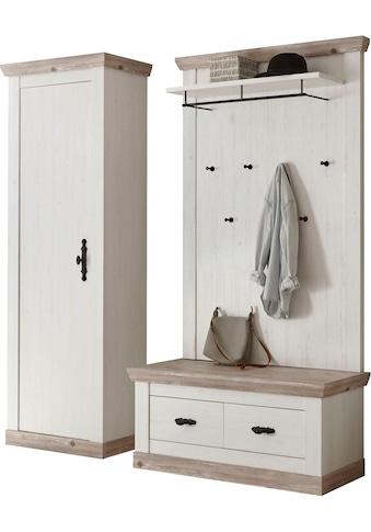 Home affaire Garderoben - Set »Florenz« (3 - tlg) kaufen