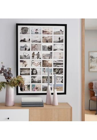 GOODproduct Bilderrahmen Collage »Timmi, weiss«, für 32 Bilder, (1 St.), Bildformat... kaufen