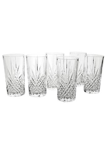 """Luminarc Longdrinkglas """"Eugene"""" (6 - tlg.) acheter"""
