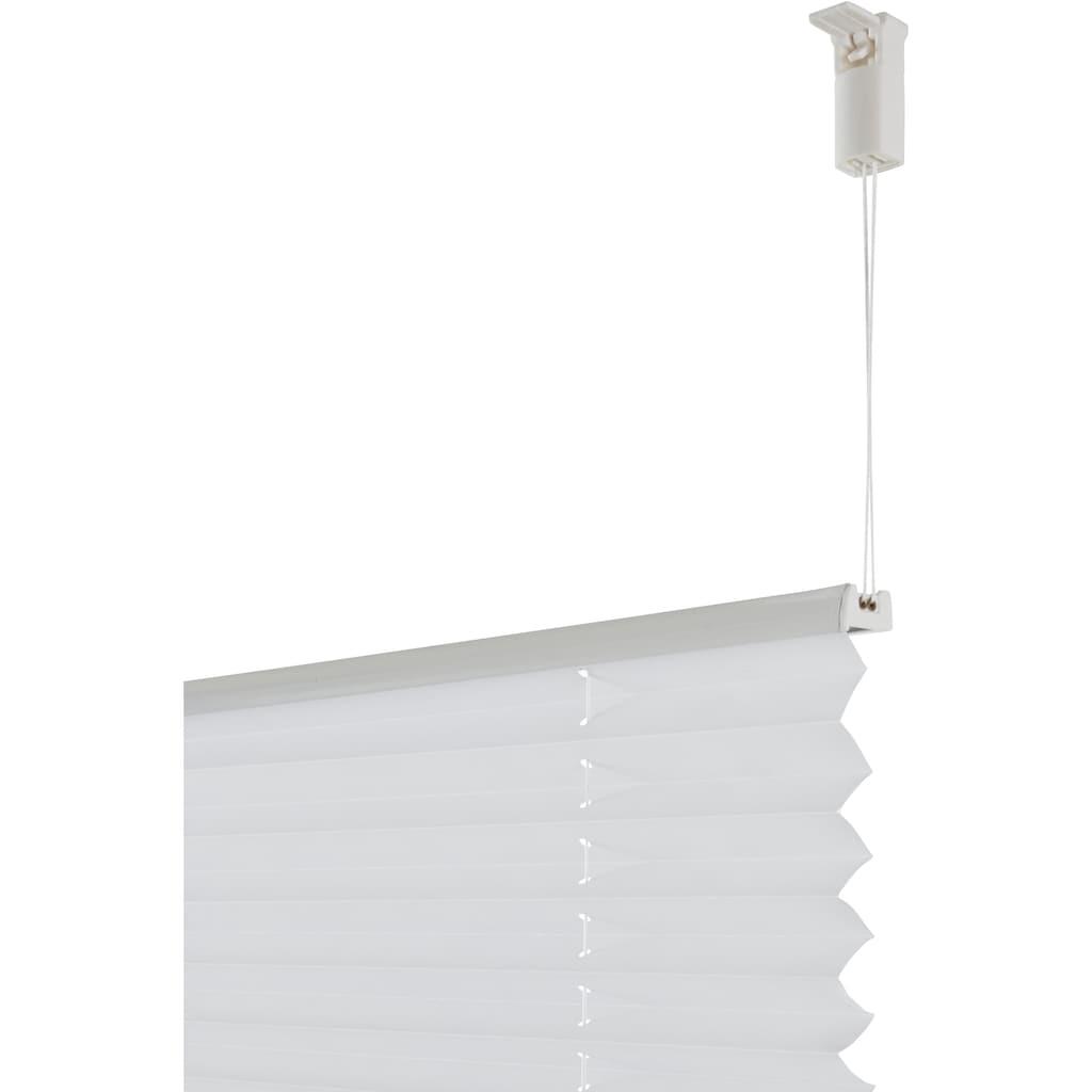 my home Plissee »Ombré«, Lichtschutz, ohne Bohren, verspannt, Farbverlauf