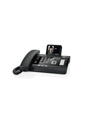 Gigaset Kabelgebundenes Telefon »DL500A Schwarz« kaufen