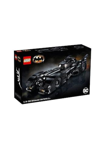LEGO® Spielbausteine »DC Comics Super Heroes Batmobile« kaufen