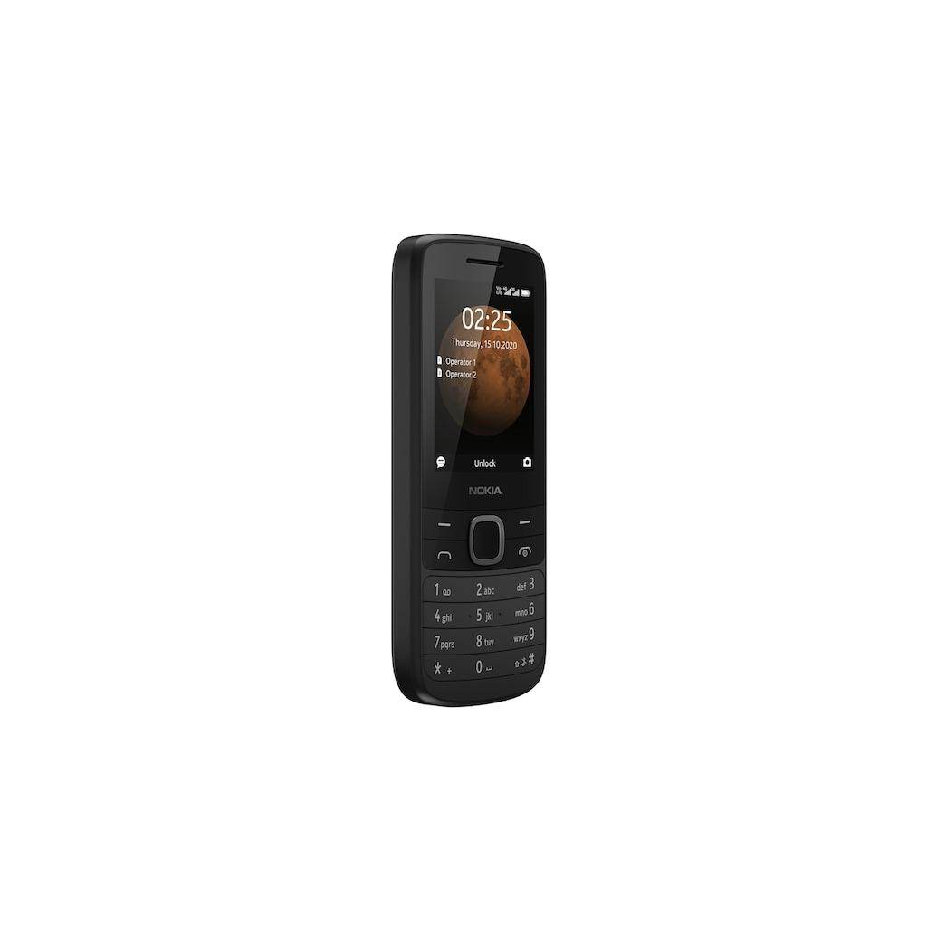 Nokia Smartphone »225, 4G Schwarz«