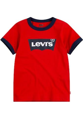 Levi's Kidswear T-Shirt »LVB BATWING RINGER TEE« kaufen