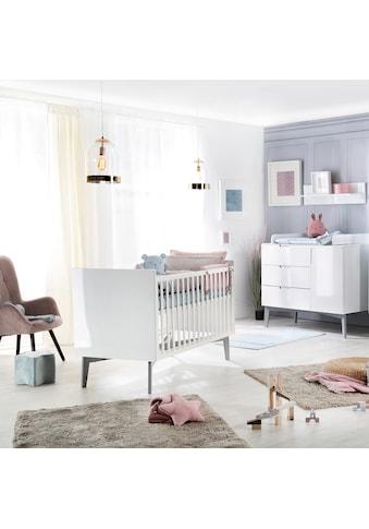 roba® Babymöbel-Set »Retro 2«, (Spar-Set, 2 tlg.), Made in Europe kaufen