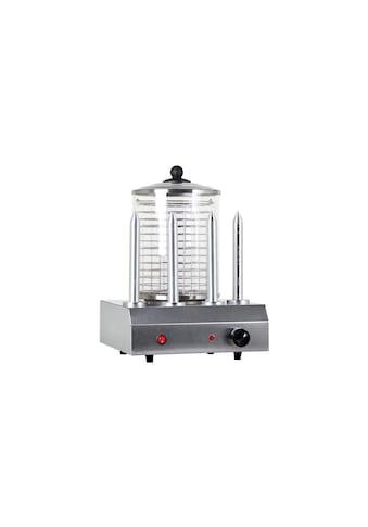Hot Dog Maschine, Kibernetik, »Weber HD104 mit 4 Spiessen« kaufen