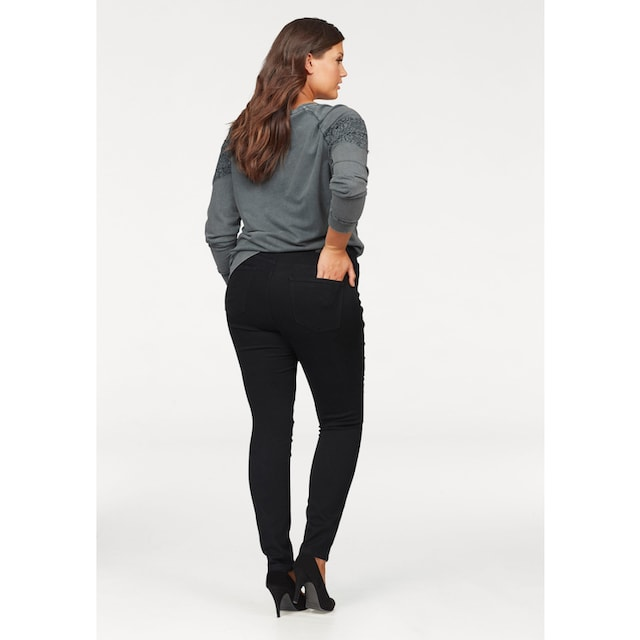 Junarose Slim-fit-Jeans »Queen«