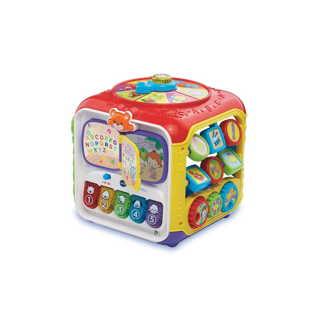 Vtech® Lernspielzeug »Entdecker Würfel«